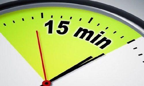 Стратегия торговли бинарными опционами на 15 минут