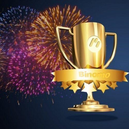 Окончен турнир Binomo с призовым фондом 11 тыс. долларов